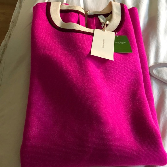 Authentic Kate spade sweater dress